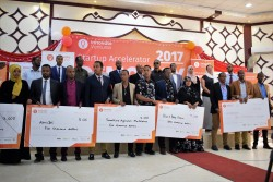 Somali Accelerator graduates another cohort of startups and gives $30,000 in investment at the Demo